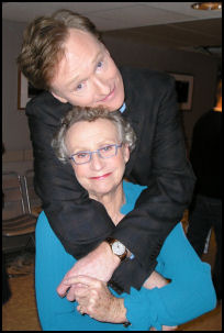 Sue with Conan