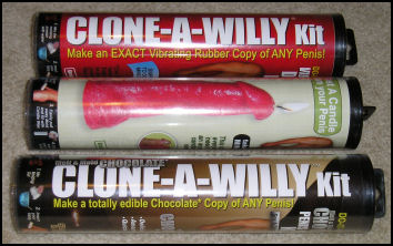 Clone a Willy Kits