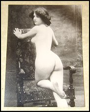 French Postcard circa 1900