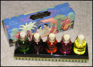 Loving Oils Gift Set