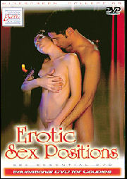 Erotic Sex Positions DVD